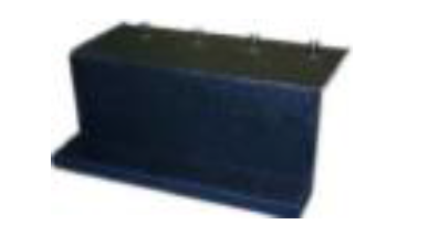TF Ablage m. Auffanggitter GB 15cm (100cm) (12006)